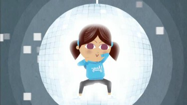 Lisa loves streetdance