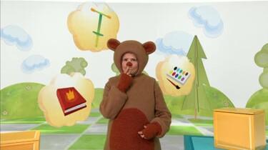 Teddy en het boek