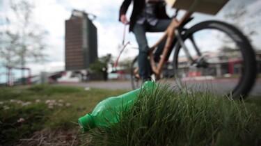De gevolgen van plastic zwerfvuil