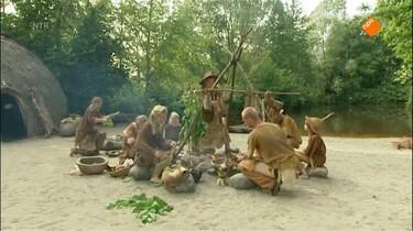 Het Klokhuis: Steentijd - Eerste boeren