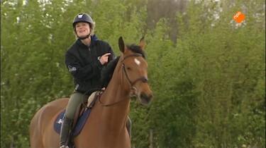Het Klokhuis: Top springpaard