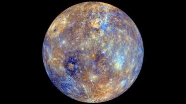 Mercurius: De kleinste planeet