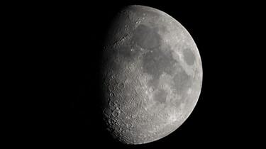 De maancyclus: Van volle naar nieuwe maan