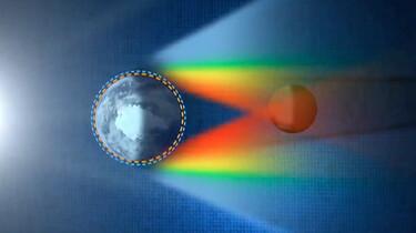 Maansverduistering: Soms verdwijnt de maan spontaan