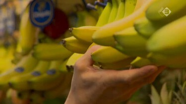 Keuringsdienst van Waarde in de klas: Weg van bananen