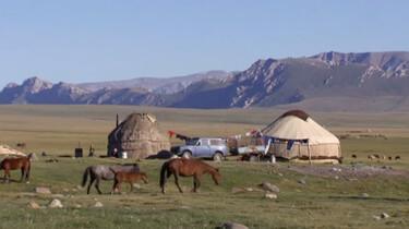 3 Op Reis in de klas: Kirgizië