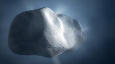 Kometen: Boeiende stenen