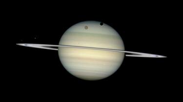 Saturnus: Een grote gasreus