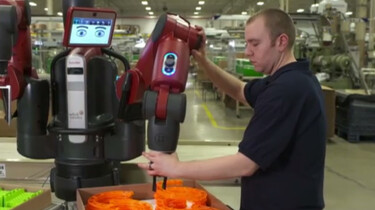 Nieuwsuur in de klas: Robots nemen onze banen over