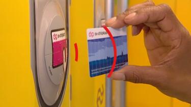 Hoe werkt de OV-chipkaart?