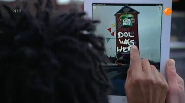 Het Klokhuis: Augmented Reality