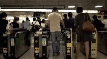 Het drukste treinstation
