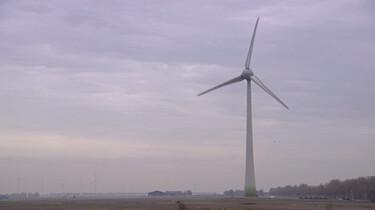 Waar staat de hoogste windmolen?