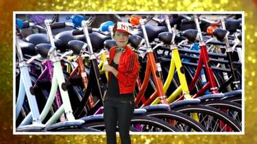 Waarom fietsen we in Nederland zo veel?: Nederland is plat en er zijn overal fietspaden