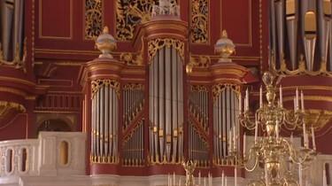 Het orgel van de Laurenskerk