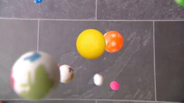 Waarom stuiteren stuiterballen?: Dankzij elastisch rubber