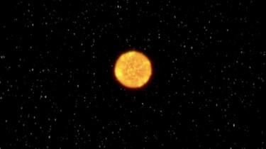 De zon: Een grote warme gasbol