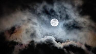 Kun je leven op de maan?: Geen dieren, geen planten, geen lucht