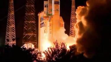Raketlanceringen: Spectaculaire gebeurtenissen