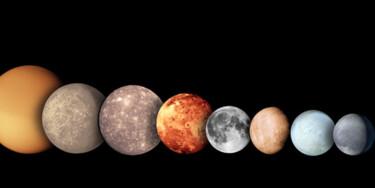 Wat is een maan?: Niet alleen de aarde heeft een maan