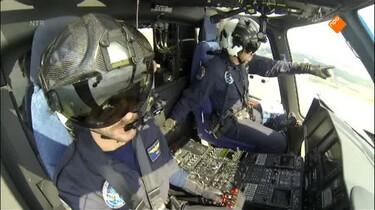 Het Klokhuis: Politiehelikopter