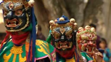 3 Op reis in de klas: Bhutan