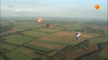 Het Klokhuis: Luchtballonrace