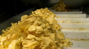 Keuringsdienst van Waarde in de klas: Chips