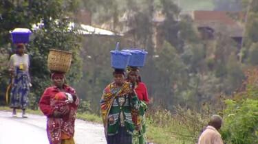 3 op Reis in de klas: Rwanda