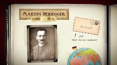Martin Heidegger (1889-1976): Omstreden inspiratiebron