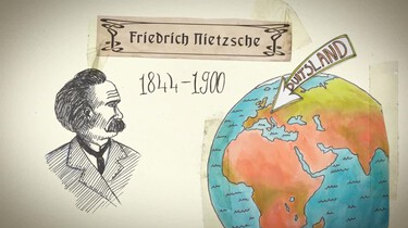Friedrich Nietzsche (1844 – 1900): 'God is dood'