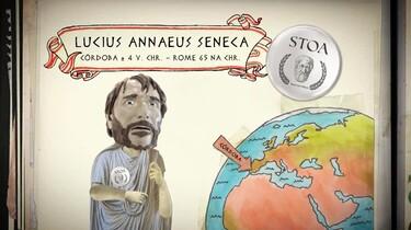 Lucius Annaeus Seneca (± 4 v. Chr. -  65 na Chr.): Stoïcijn uit de Romeinse tijd