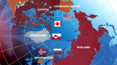 Nieuwsuur in de klas: De strijd om de Noordpool