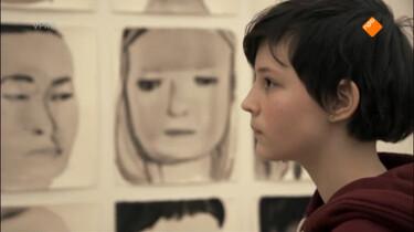 Titaantjes: Beeldend kunstenaar Sterre Marlène Dumas