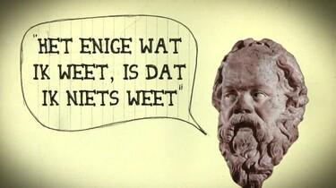 Socrates ( 469 – 399 v. Chr.): De bron van wijsheid
