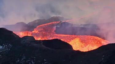 De Kennis van Nu in de klas : De IJslandse Bárdarbunga-vulkaan