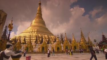 3 op Reis in de klas: Myanmar