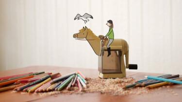1 minuutje natuur: Gevallen met paardrijden