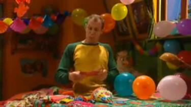 Huisje Boompje Beestje: Mijn verjaardag!