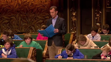 Het Groot Kinderdictee der Nederlandse Taal: Kinderdictee 2012, geschreven door Sjoerd Kuyper