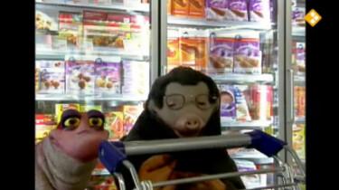 Koekeloere: Ik werk in de supermarkt