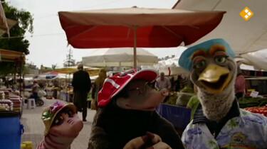 Koekeloere: Hutspot met kebab