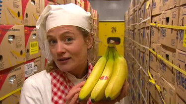 Hoe rijpen bananen?