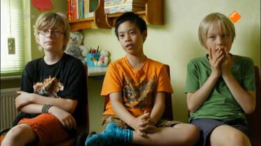 Wij Blijven Vrienden: Tri, Nikolai en Jan