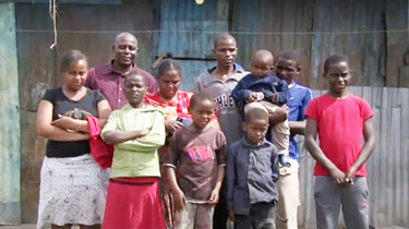 Ontmoet de familie Muthuku: Wie zijn ze?