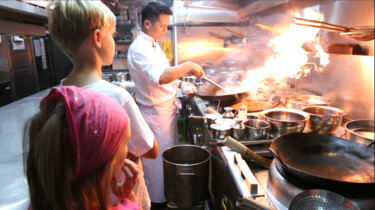 Koken in Hong Kong