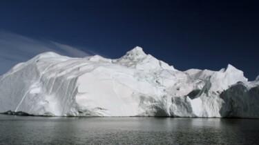 Kun je een ijsberg opdrinken?