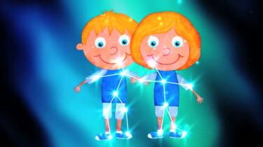Tweelingen in de ruimte