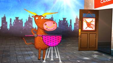 De stier en de zonsverduistering