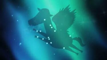 Pegasus and Saturn